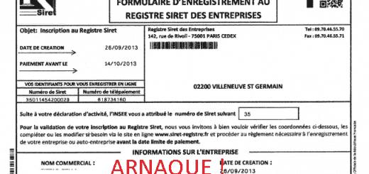 lettre-courrier-arnaque-suite-creation-entreprise