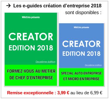pub guide creation entreprise livre creator