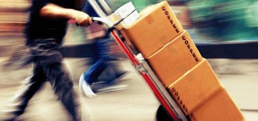 creer entreprise livraison transport marchandises colis