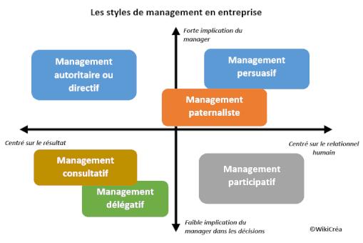 styles management entreprise schema