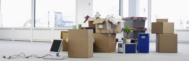 Emménagement professionnel