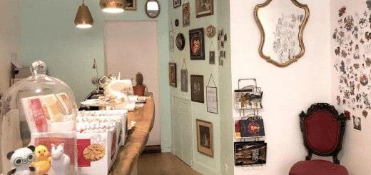 créer un salon de thé tatouage